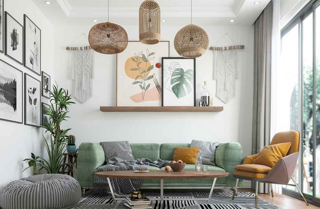 summer-home-decor-trends-green-space